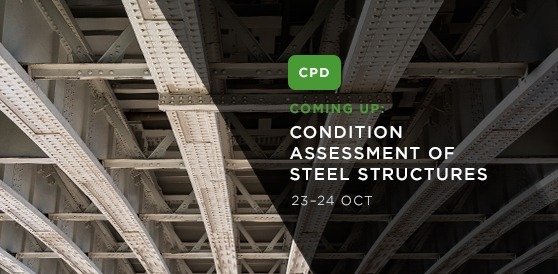 """CoMSIRU CPD Course """"Condition Assessment of Steel Structures"""""""