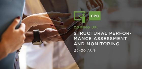 CPD Course Structural Performance Assessment and Monitoring