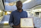 Matongo Kabani Outstanding Student Engineering Award IHHA 2017